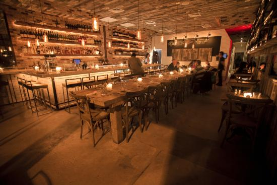 Interior design - Picture of Miusa Wine Bar, Brooklyn - TripAdvisor