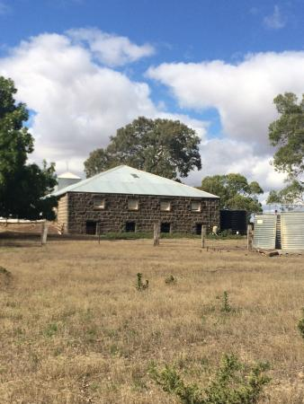 South Mokanger Farm Cottages: Wool Shed at South Mokanger
