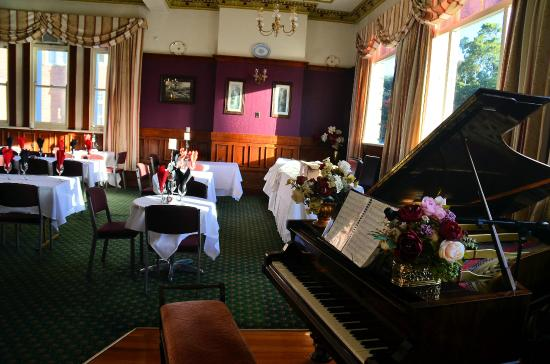 The Grand Hotel: Stylish function room