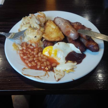 Toby Carvery Lincoln: Tasty Treat