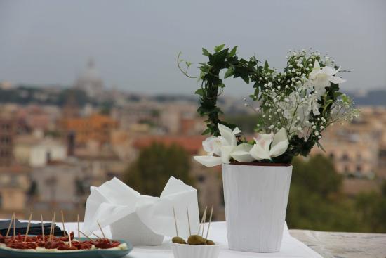 Palm Gallery Hotel : wedding reception