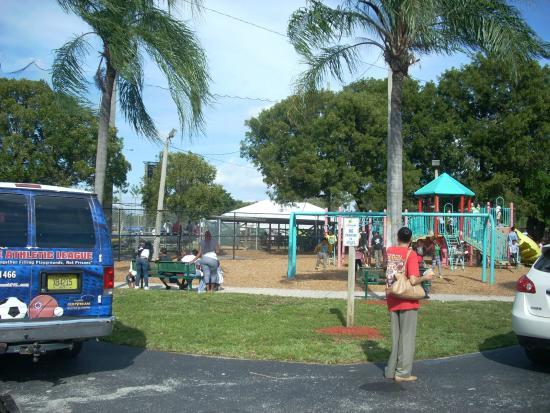 Oreste Blake Johnson Park