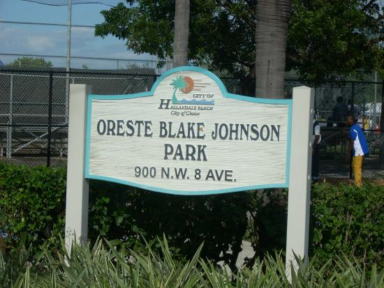 Oreste Blake Johnson Park