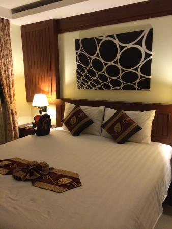 Patong Terrace Boutique Hotel: 룸