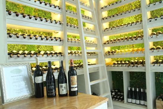 Manila 39 s best kept secret at the w fifth building in for Jardin secret wine