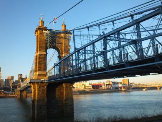 Embassy Suites by Hilton Cincinnati - RiverCenter (Covington, KY): Views to Enjoy