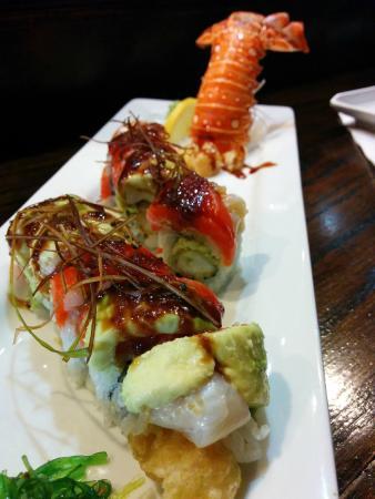 Momo Sushi Kelowna: The Lobster Roll