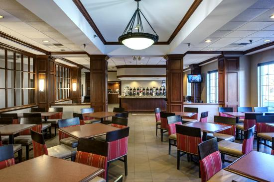 Comfort Inn at the Park: Breakfast Area