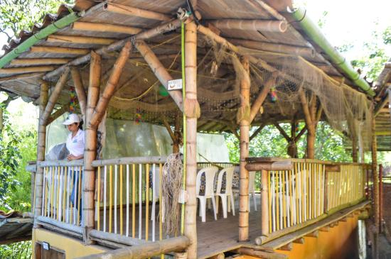 Foto de finca hotel altamira jeric kiosco comedor y de for Kioscos para fincas