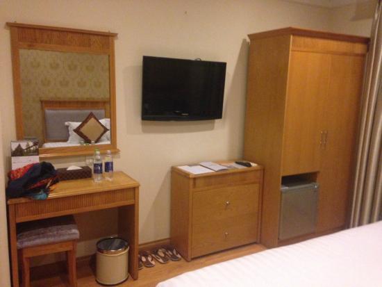 Silverland Sil Hotel & Spa : Room