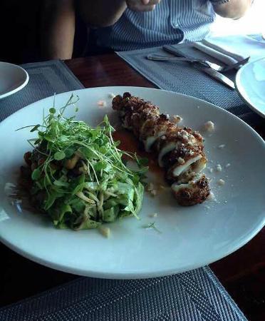 Smoked chicken sandwich - Picture of Manuka Restaurant, Devonport - Tripadvisor