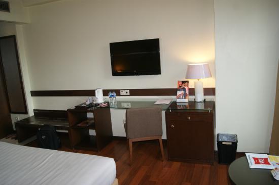 Hotel Ibis Yogyakarta Malioboro: Fasilitas kamar
