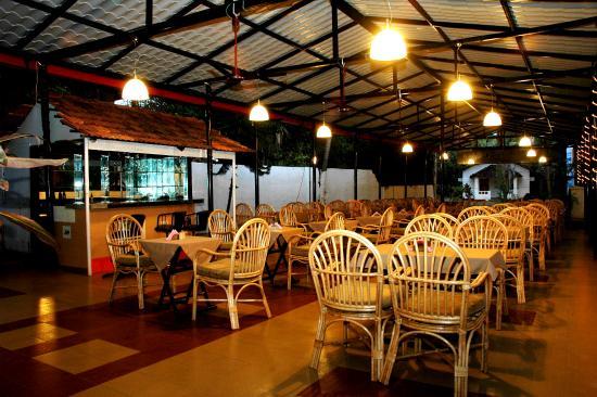 Don Hill Beach Resort: Resturant