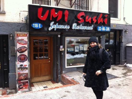 Umi Sushi: Enero 2015