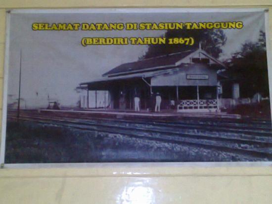 Tanggung Station