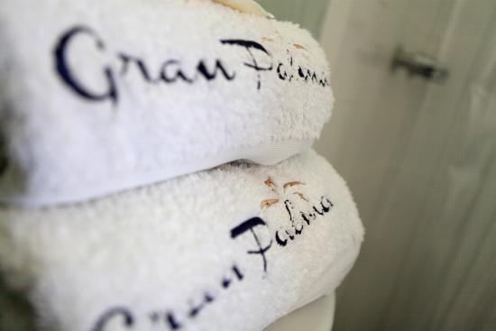 Hotel Gran Palma: Baño