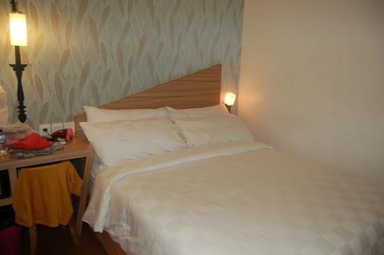 DeMira Hotel: room