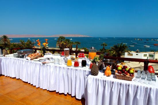 Hotel Gran Palma: Desayuno buffet