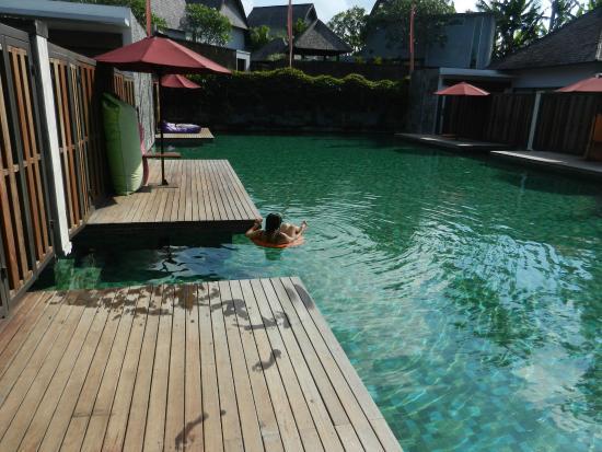 Common Pool Picture Of Furamaxclusive Resort Villas Ubud Mambal Tripadvisor