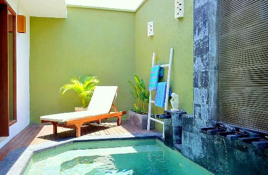 The Jas Villas: One Bedroom - Pool