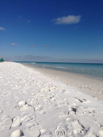 Destin Holiday Beach Resort 2 : Beach