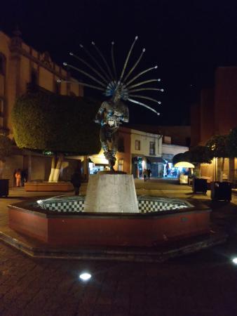 Hotel Impala : Vista de la Plaza de Armas