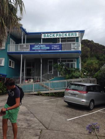 Cap'n Bob's Beach House: One of my favourit's Hostels in NZL!!