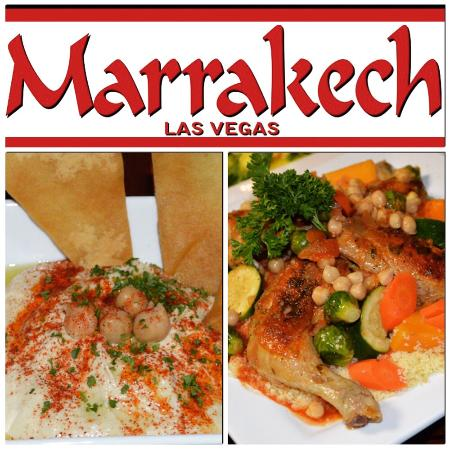 Marrakech has created the perfect fusion of moroccan and for About mediterranean cuisine