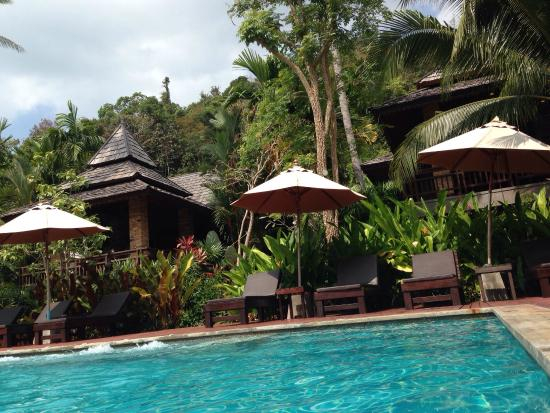 Ao Nang Phu Pi Maan Resort & Spa: Gorgeous pool