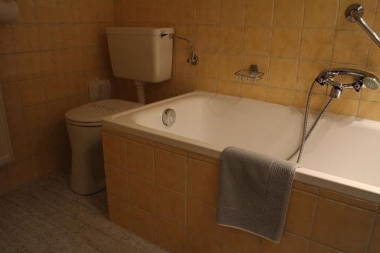 Pension Neuer Markt: バスルーム