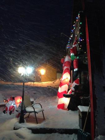 Sun Peaks International Hostel: Christmas