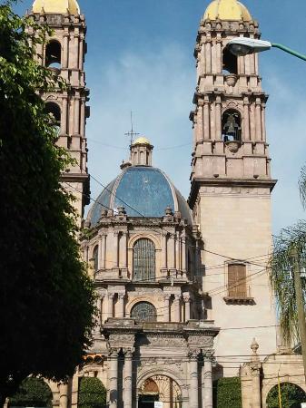 Hotel Real Rex: Parroquia del Santuario de Guadalupe