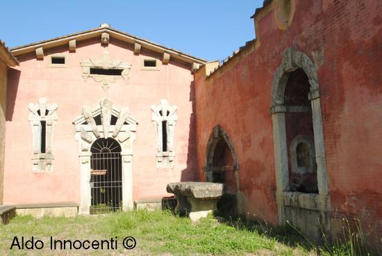 Grassina, Italien: Fonte della Fata Morgana: 1' immagine