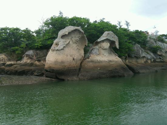 Mokpo, Korea Selatan: 갓바위 (목포)