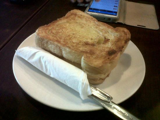 Sabang 16: roti srikaya