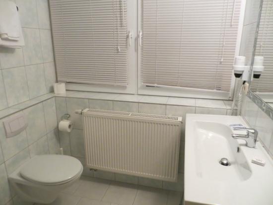 Tambach-Dietharz, Germany: Badezimmer