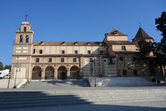 Basílica de Santa María de la Victoria: Santuario de la Santa Maria de la Victoria