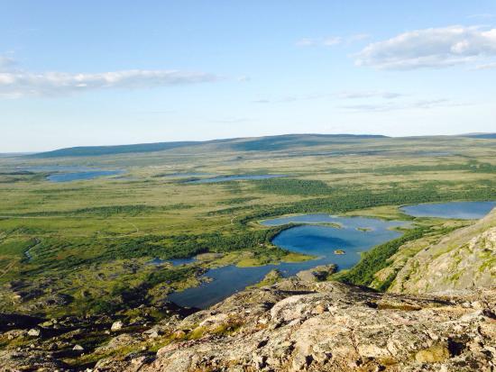 Murmansk Oblast, Russie: Вот он