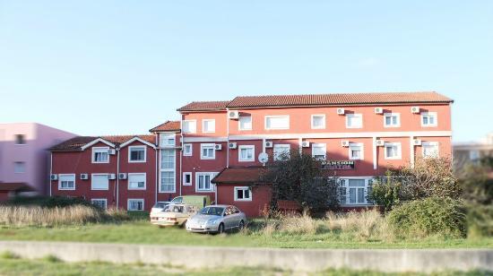 Motel matal medjugorje bosnie herz govine voir les for Motel bas prix