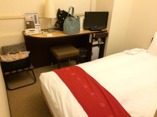 HOTEL MYSTAYS Shin Osaka Conference Center: シングルルーム
