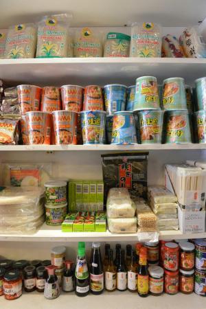 Caphe House: Vietnamese groceries