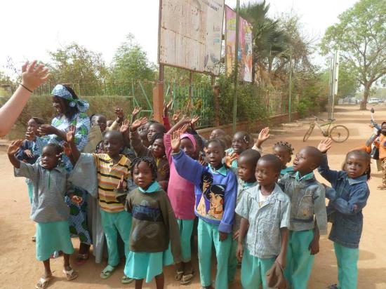 Уагадугу, Буркина-Фасо: Faso parc