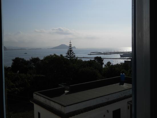 Vista panoramica dalla camera - Foto di Bed & Breakfast La Terrazza ...