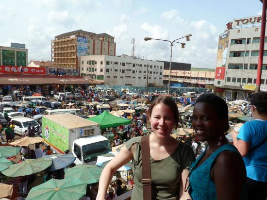 Old Taxi Park Picture Of Kampala Walking Tours Kampala