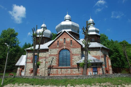 Church of St. Anna & Archangel Michael