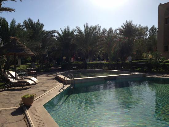 Hotel Ksar Assalassil: the pool