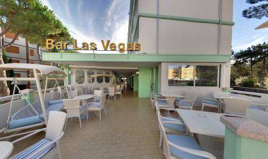 Terrazza Bar - Foto di Hotel Las Vegas, Bibione - TripAdvisor