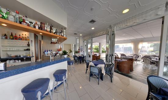 Hotel Palma de Majorca: Terrazza Bar