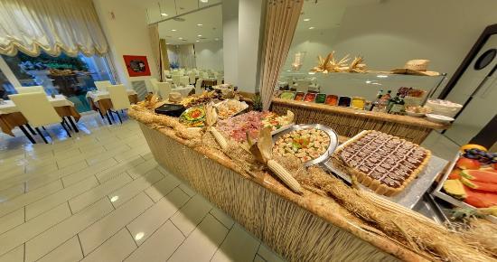 Hotel Palma de Majorca: Buffet Ristorante