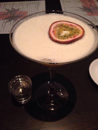 Cafe Salar : Porn star martini